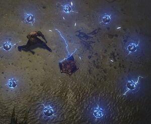 Lightning Trap skill screenshot.jpg