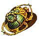 Gilded Abyss Scarab inventory icon.png