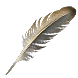 Albino Rhoa Feather inventory icon.png
