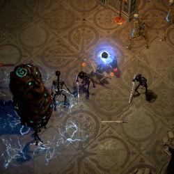 The Shrine of the Pagan God area screenshot.jpg