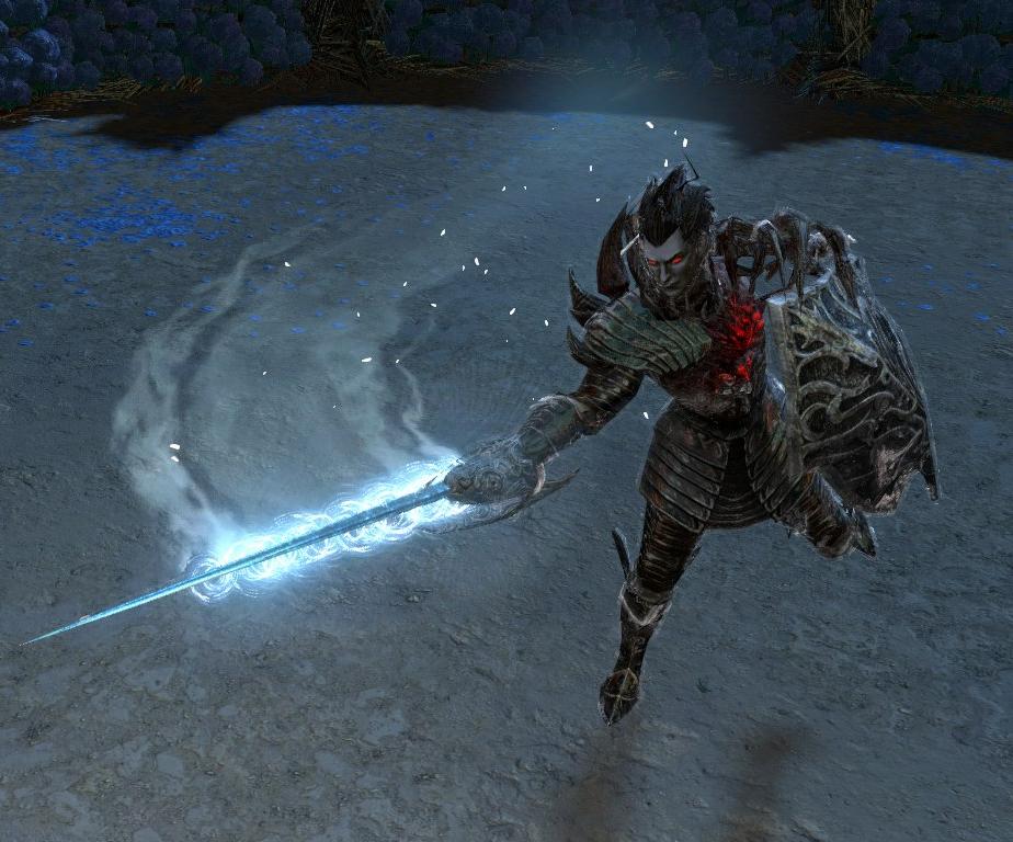 Daresso, King of Swords