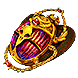 Gilded Bestiary Scarab inventory icon.png