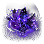 Crystal Earthquake Effect inventory icon.png