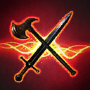AxeandSwordDamage passive skill icon.png