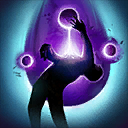 WitheringPresence (Occultist) passive skill icon.png