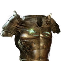 List of unique body armours