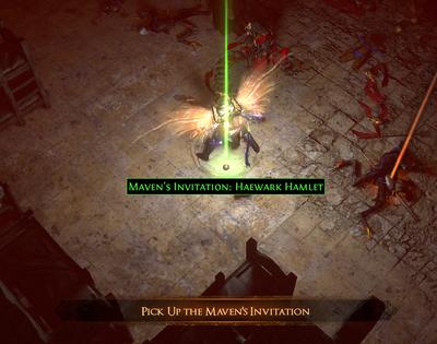 The Maven's Invitation drop.png