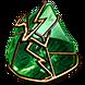 Combat Focus (Viridian Jewel) inventory icon.png