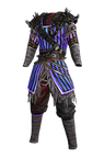 Dismal Harlequin Body Armour inventory icon.png