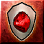 IncreasedArmourLifeRegeneration (Juggernaut) passive skill icon.png