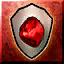 IncreasedArmourLifeRegeneration (Juggernaut) passive skill icon.png