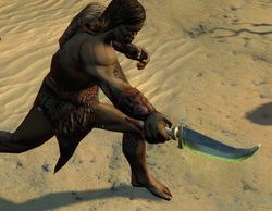 Bino S Kitchen Knife Official Path Of Exile Wiki