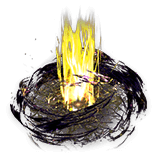 Celestial Leap Slam Effect inventory icon.png