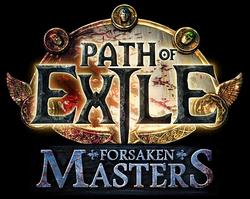 Forsaken Masters logo.png