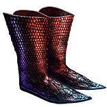 Two-Toned Boots (Fire and Lightning Resistance) inventory icon.png