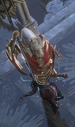 Baran, the Crusader