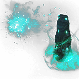 Ghostflame Holy Flame Totem Skin inventory icon.png