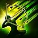UpwardsFiringProjectilesNotable passive skill icon.png