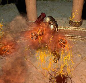 Molten Strike skill screenshot.jpg