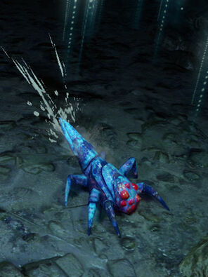 Crustacean Sniper