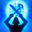 IncreasedMana (Trickster) passive skill icon.png