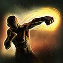 IncreasedAttackDamageNotable passive skill icon.png