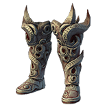 Ivory Chaos Boots inventory icon.png