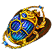 Gilded Harbinger Scarab inventory icon.png