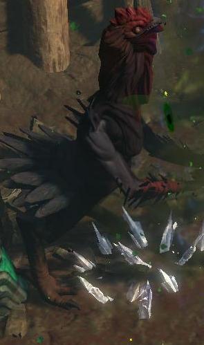 Stonebeak, Battle Fowl