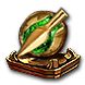 Awakened Vicious Projectiles Support inventory icon.png
