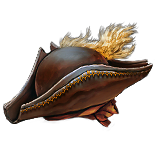 Fairgraves' Tricorne inventory icon.png