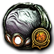 Blighted Delirium Orb inventory icon.png