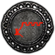 Acid Caverns Map (Ritual) inventory icon.png