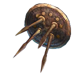 Alloyed Spiked Shield inventory icon.png
