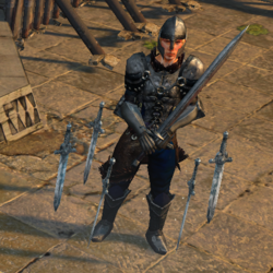 Vagan Weaponmaster