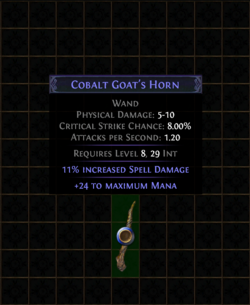 Goat's Horn 2 Magic Transmutation orb.png
