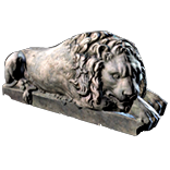 Sleeping Lion Statue inventory icon.png
