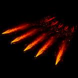 Demonic Split Arrow Effect inventory icon.png