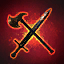 NodeAxeandSwordDamage passive skill icon.png