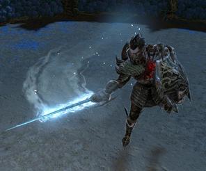 Дарессо, Венценосец мечей