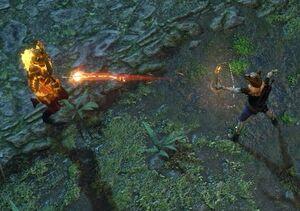 Горящая стрела ваал skill screenshot.jpg