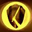 ArmourEnergyMeleeDamage (Guardian) passive skill icon.png