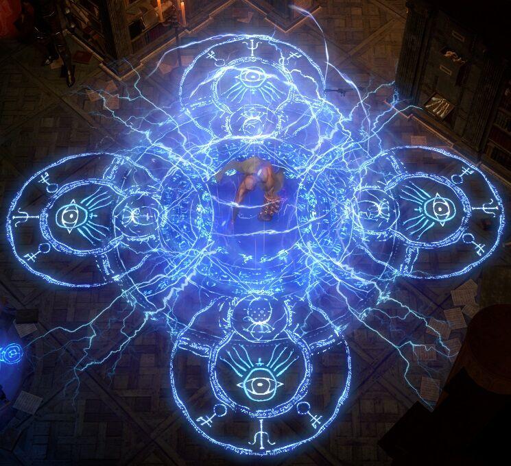 Касание Дориани skill screenshot.jpg