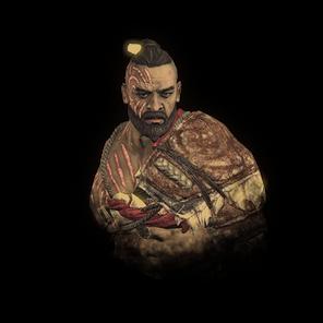 Хаку, Мастер войны
