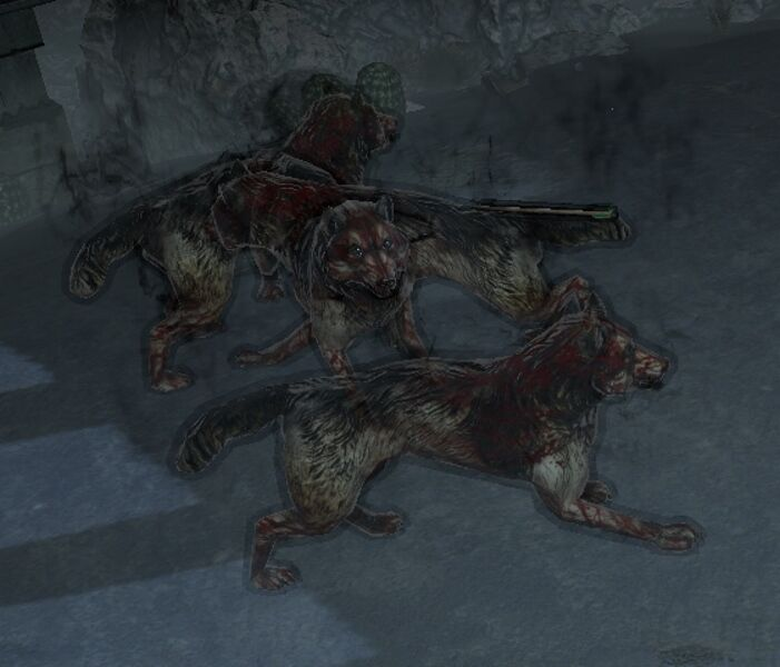 Призыв призрачного волка skill screenshot.jpg