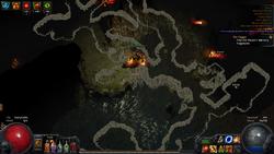 Карта грота (Атлас миров) area screenshot.png