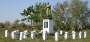 Ивановка - Памятник Победы