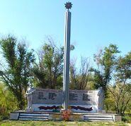 Березовка - Мемориал