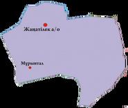 Жанатилекский сельский округ