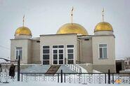 Александровка (Шарбактинский район) - Мечеть